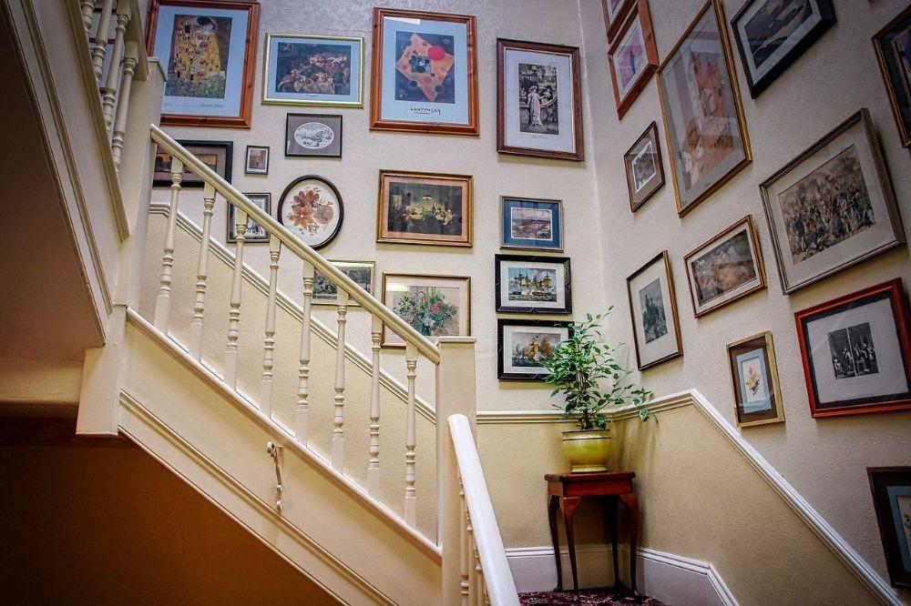 Geslaagde kleurcombinaties voor een stijlvolle trapha