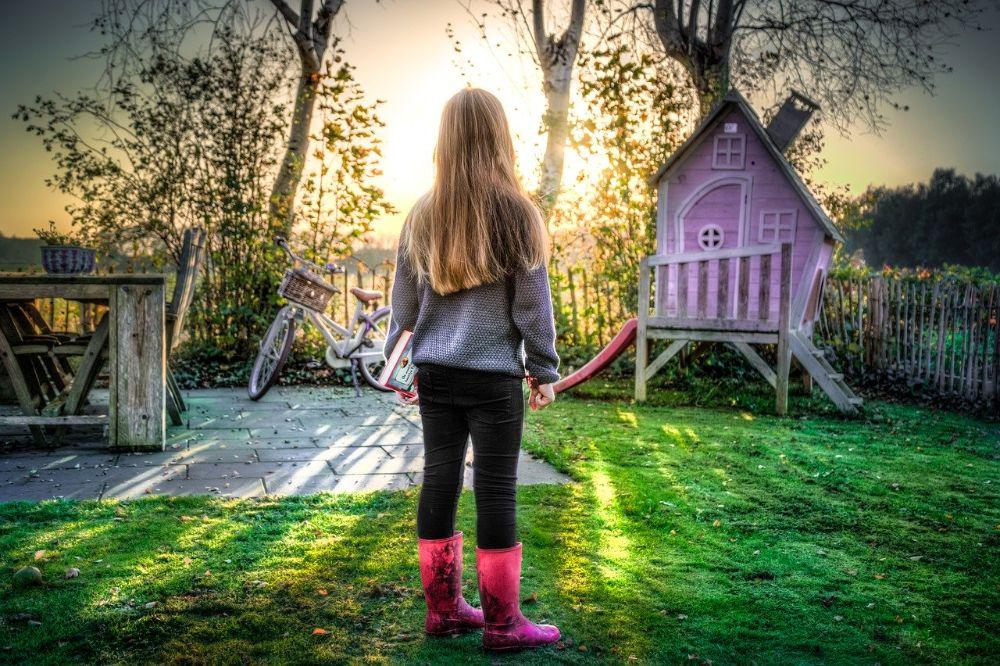 Het creëren van een kindvriendelijke tuin
