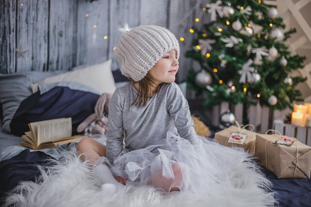 De ultieme kerstsfeer met een Lemax en een kerstdor